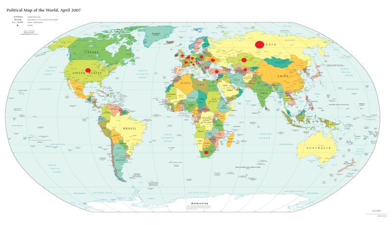 Gäste aus aller Welt